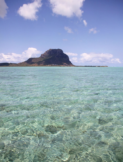 Mauritius - boat trip to the Benitiers island 2