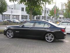 BMW 730d M Sport F01