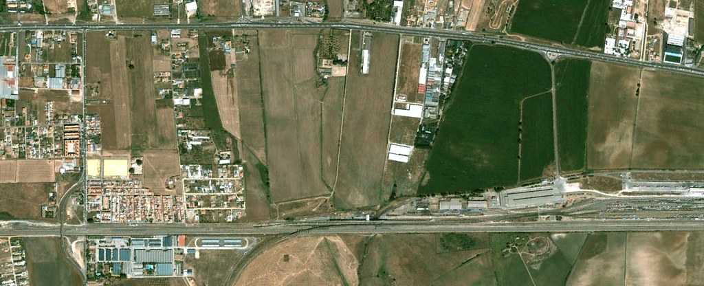 el higuerón, córdoba, barriada, the big fig tree, antes, urbanismo, planeamiento, urbano, desastre, urbanístico, construcción