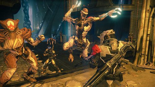 Destiny - The Moon Gameplay Trailer
