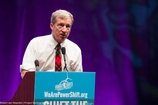 Tom Steyer, CEO of Next Gen Climate Action