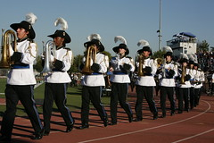 Photo: SMMUSD Marching Band