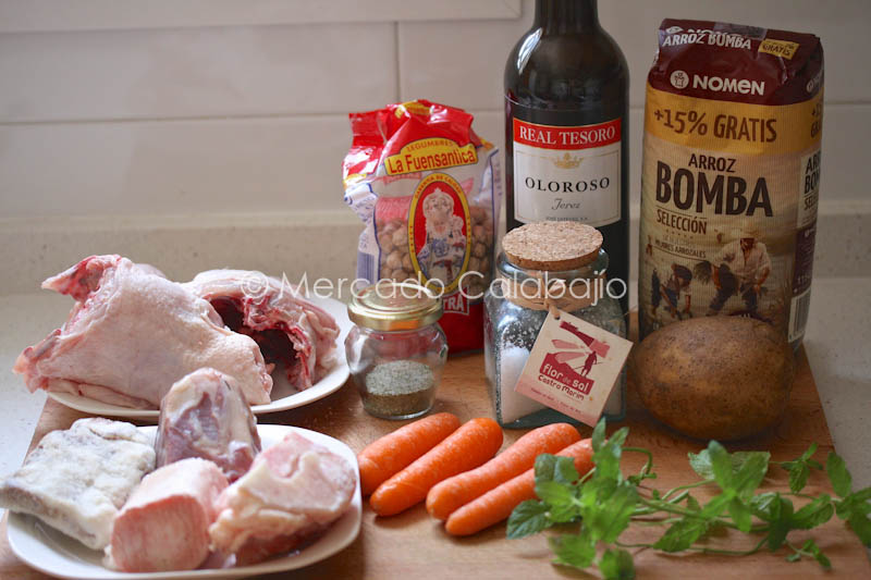 PUCHERO DE ARROZ-3