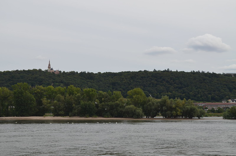 Rheingau Romantik Tour_view from the boat