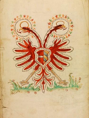 015-Kalligraphische Schriftvorlagen- 1626-1634- Johann Hering- Staatsbibliothek Bamberg