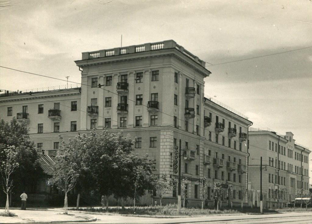 65а_Новые жилые дома на ул Осипенко