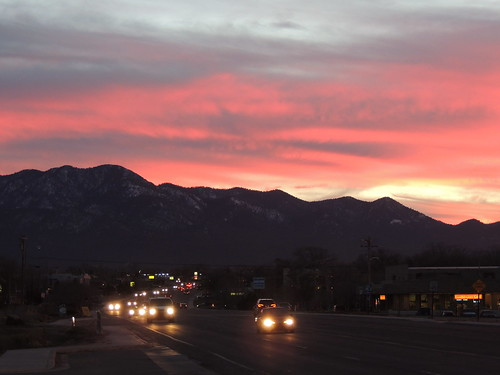 Taos Sunset