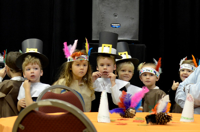 FUMC Day School Thanksgiving Feast