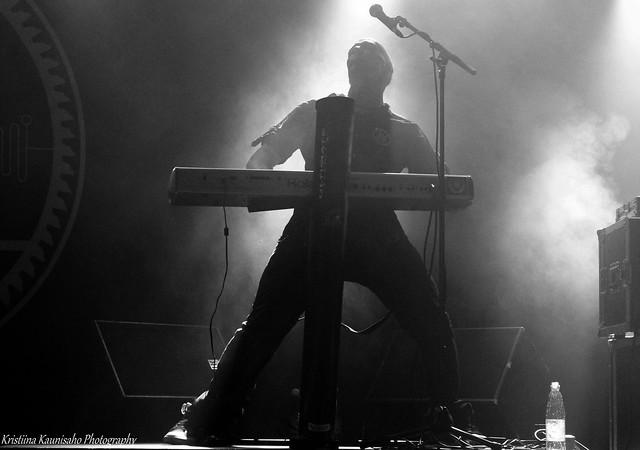 Black Light Discipline @ Kulttuuriareena 44 (Kuopio) 16.11.2013