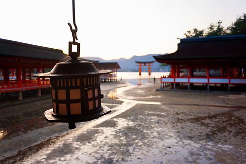 Santuario Itsukushima 2 by Ramon San Juan