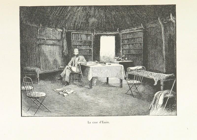 Image taken from page 67 of 'Emin Pacha et la rébellion à l'Équateur ... Avec la revision ... de H. M. Stanley. Ouvrage traduit de l'anglais, etc'