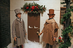 Gentlemen on Christmas Morning