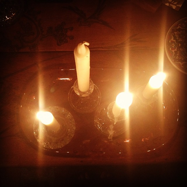 Third light of Advent