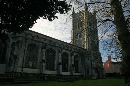 Dedham church