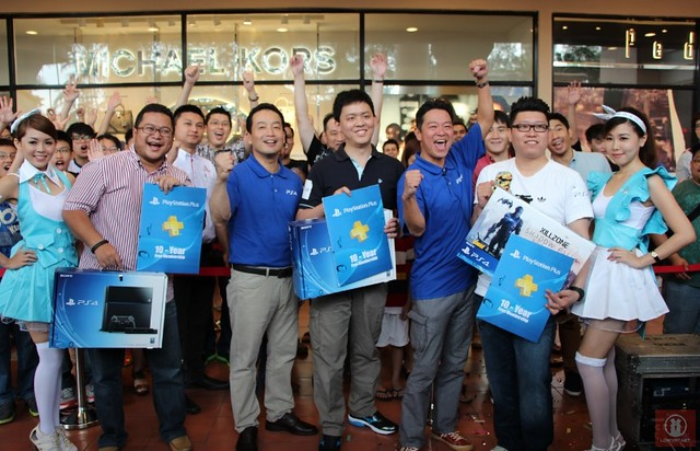 PlayStation 4 Malaysian Launch 17