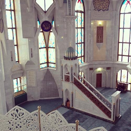 #Мечеть #Кул Шариф #Казань