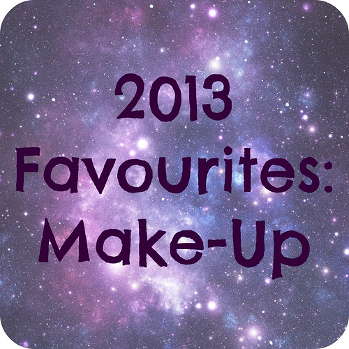2013 Make-Up Favourites