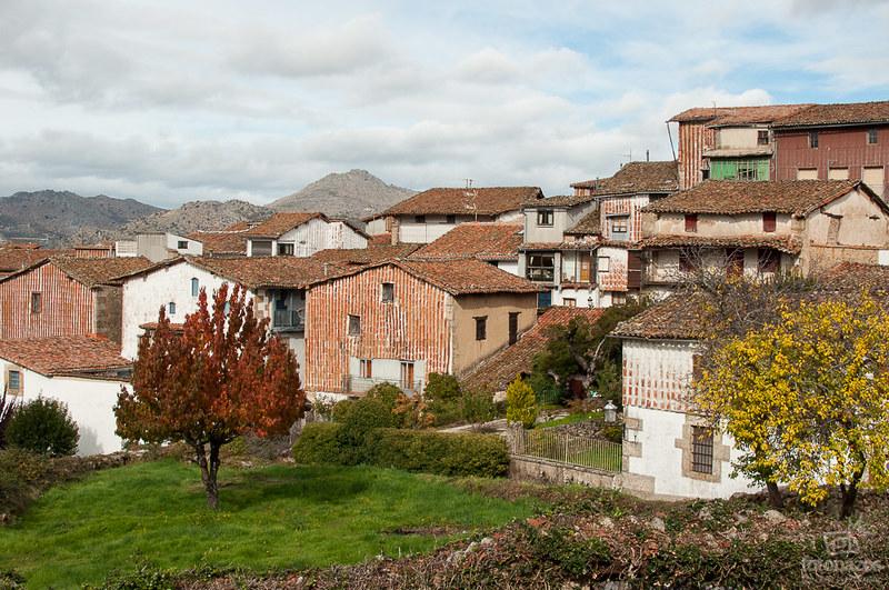 Visita a Candelario, uno de los pueblos más turísticos de Salamanca