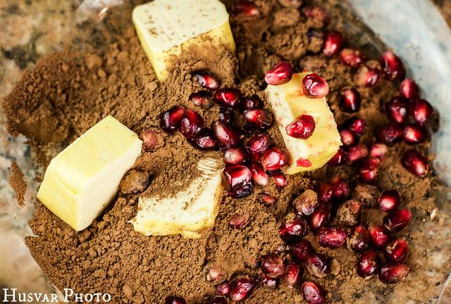 pomegranate chocolate truffle recipe in_the_know_mom
