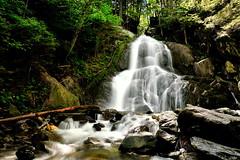 Moss Glen Falls, VT , USA
