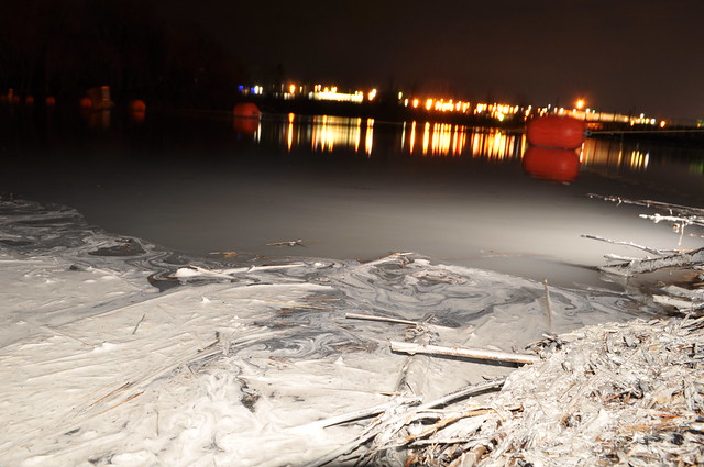 Content from 2014 Coal Ash Spill in Eden, N.C.