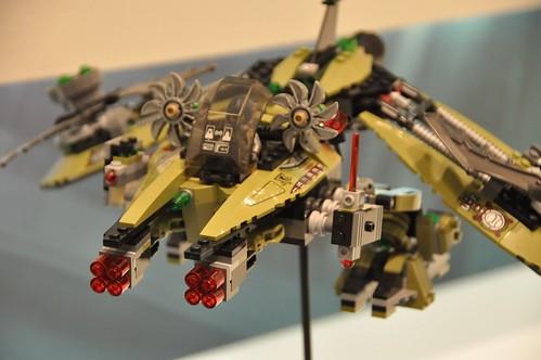 LEGO Ultra Agents Hurricane Heist (71064)