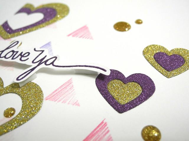 Love Ya (detail)