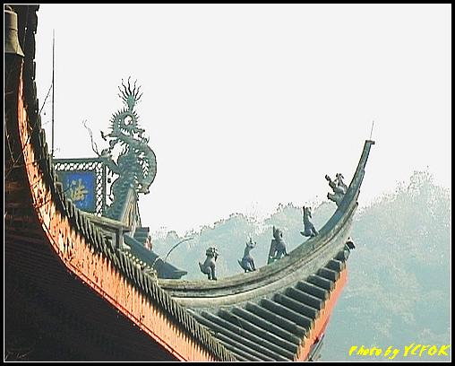 杭州 飛來峰景區 - 078 (靈隱寺)