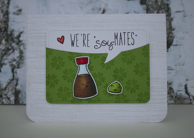 We're Soy-Mates!