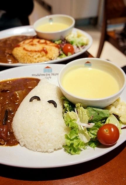 東京天空樹嚕嚕米餐廳17