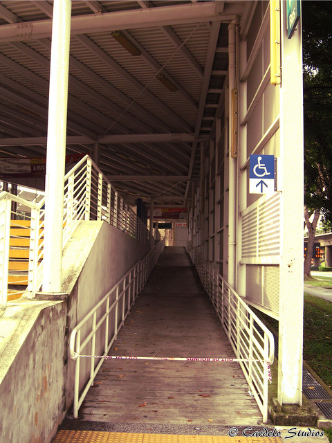 Clementi Temporary Bus Interchange 02