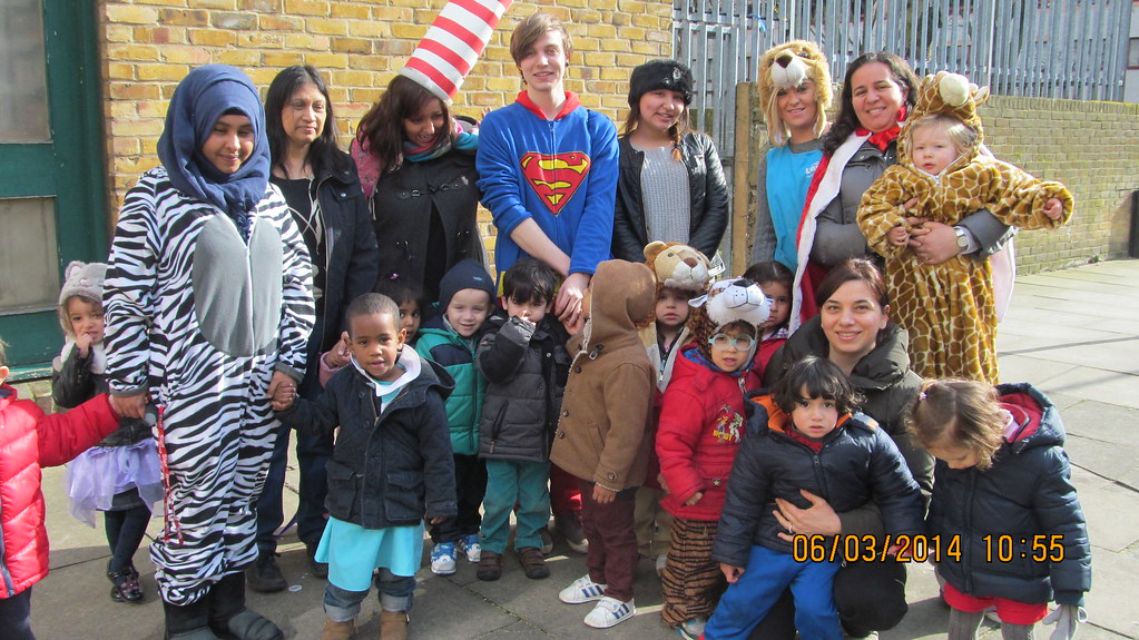 World Book Day trip by Lisson Green Nursery