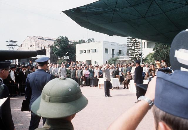 Photo:HANOI 1973 - Gia Lam Airport By manhhai