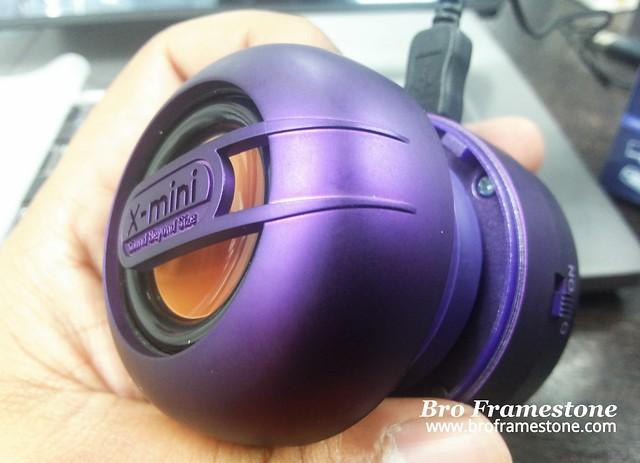 X-Mini Max Capsule Speakers