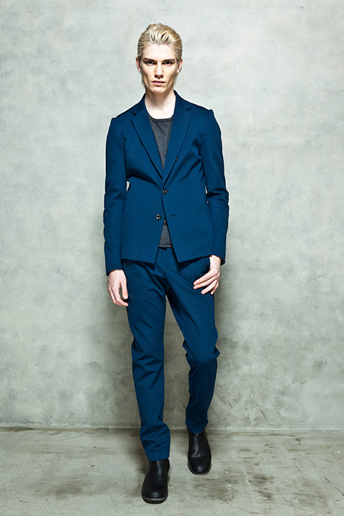 Nariman Malanov0030_FW14 KAZUYUKI KUMAGAI(Fashion Press)