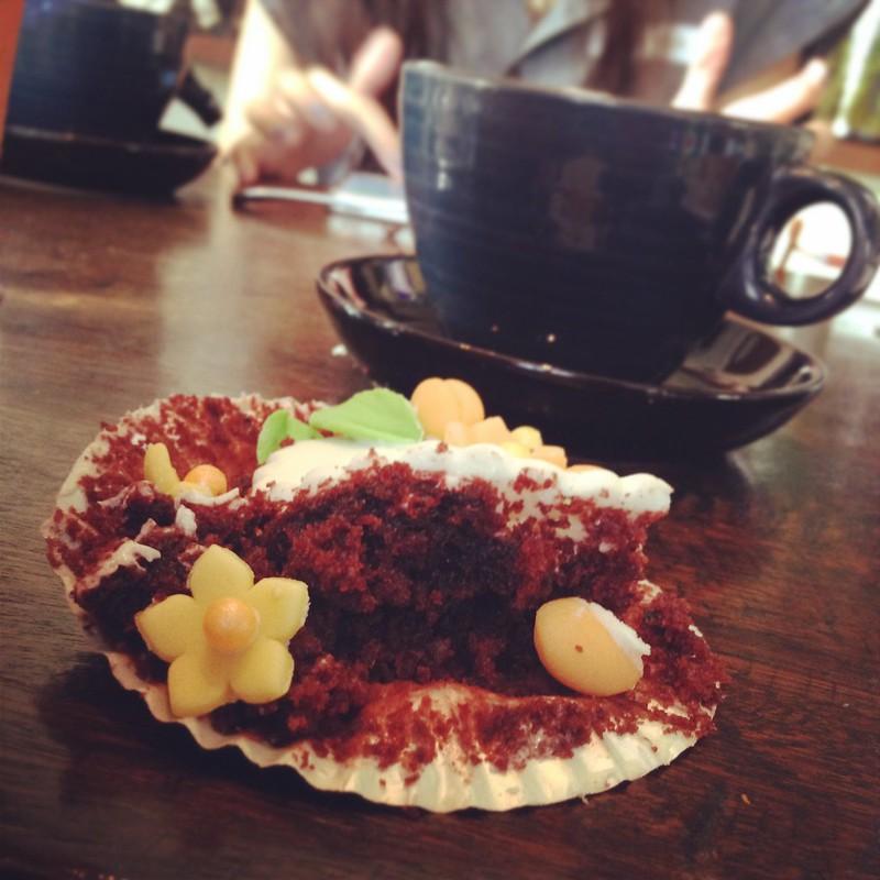 Blog Your Best Shot Workshop: Demolished Cupcake