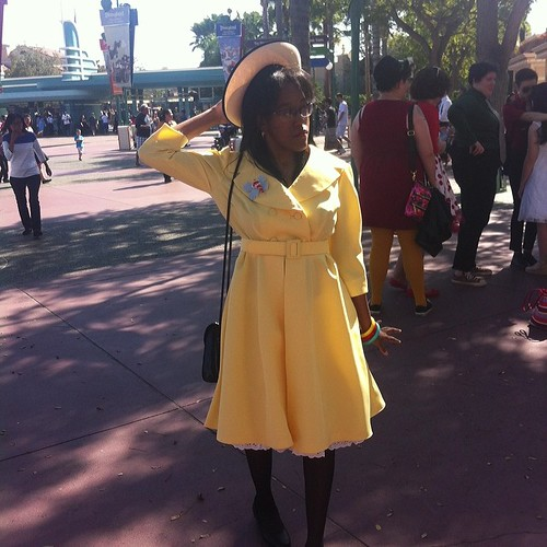 2014 Spring Dapper Day Dress by tinyangrycrafter