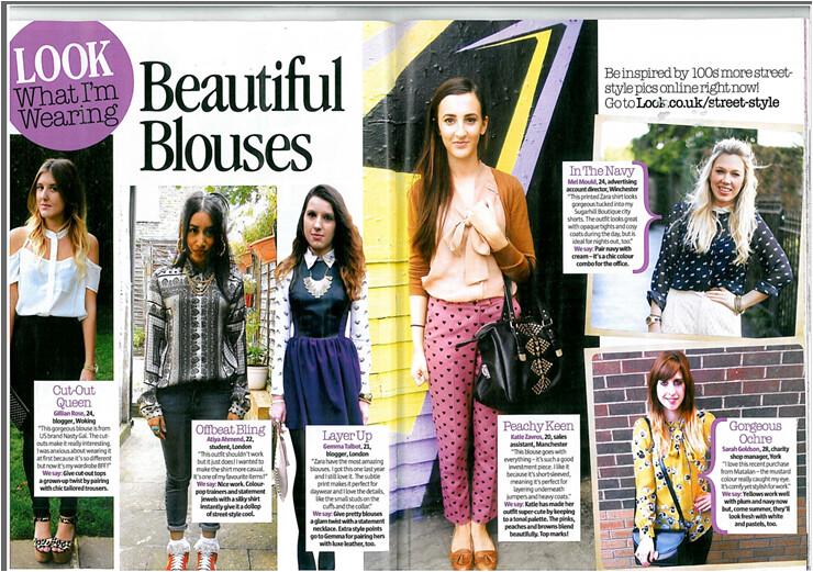 look magazine PR V1