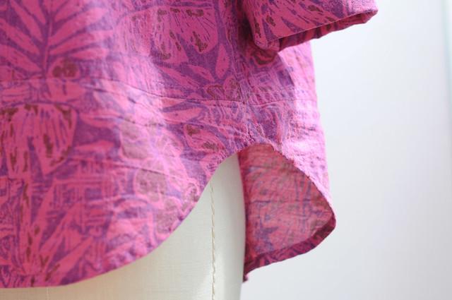 purple palms top
