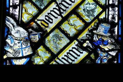 Alice au pays des merveilles Grande Salle Christ Church Oxford