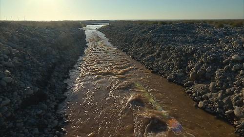 大甲溪廢水問題嚴重