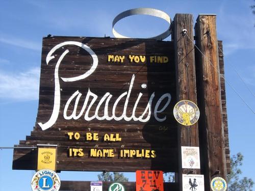 Paradise, CA
