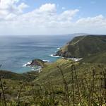 Küste Neuseelands
