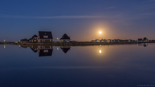 Moon over Meerstad