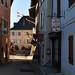 Dans les rues de Conflans, Albertville, Savoie, Rhône-Alpes, France. ©byb64
