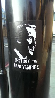 Destroy the Head Vampire
