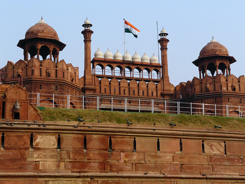 Red Fort, Delhi