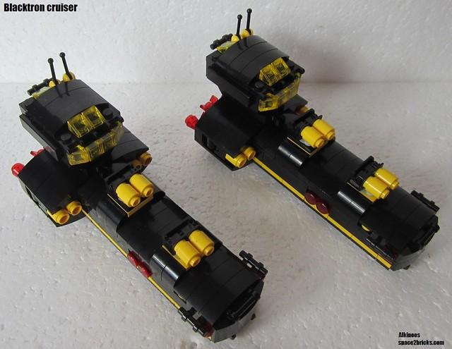 blacktron cruiser p3