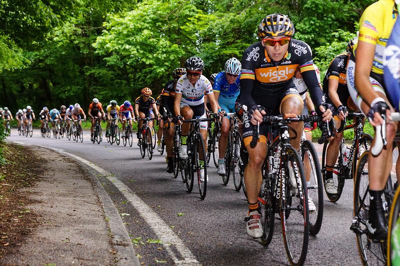 Women's Tour of Britain - Stage 4 - Cheshunt to Welwyn via Hertford-12