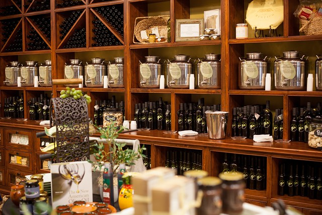 Patricia & Paul, Olive oils